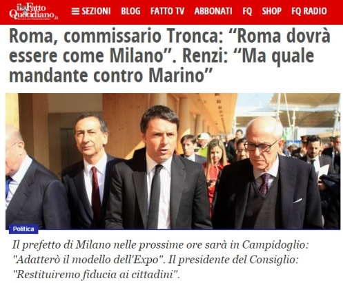 Tronca-Renzi